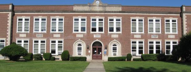 Riverdale Public School Front View